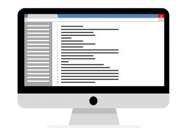 web development 1928238 1920 380x260 - El software de mantenimiento y la influencia directa en la producción
