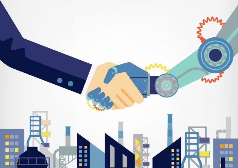 industria 4.0 810x571 - Industria 4.0: ¿Qué es y cómo su empresa puede prepararse para esa transformación?