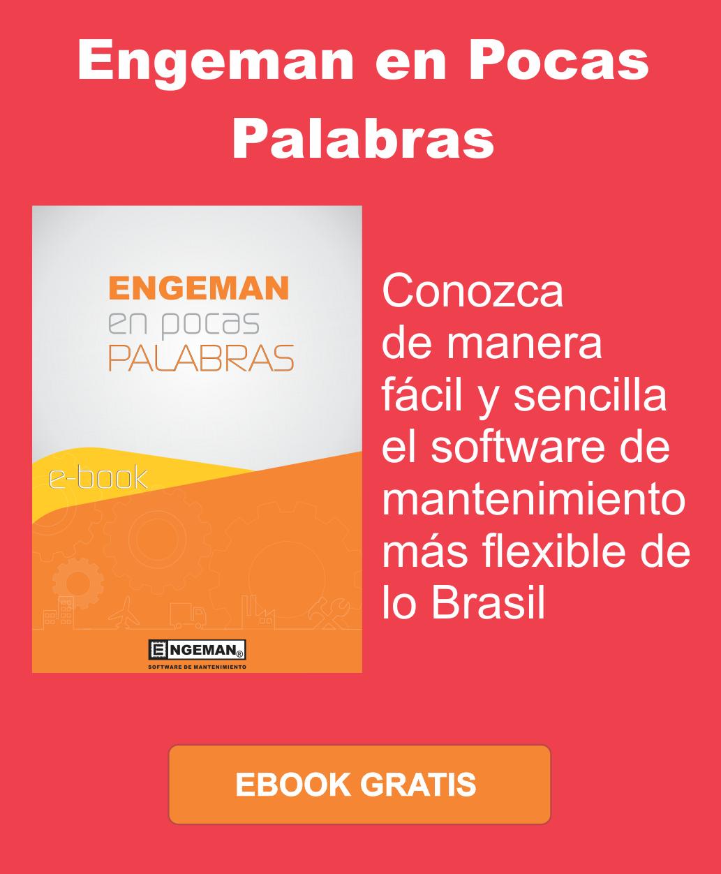 ¡E-book gratuito para estructurar la programación de mantenimiento de su empresa!